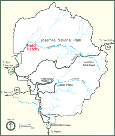 Ballot Initiative Could Restore Hetch Hetchy in Yosemite National